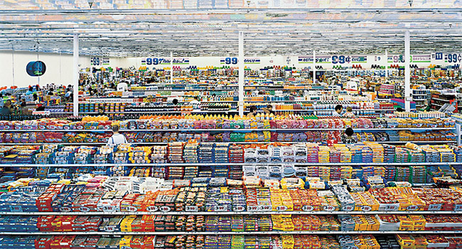© Andreas Gursky