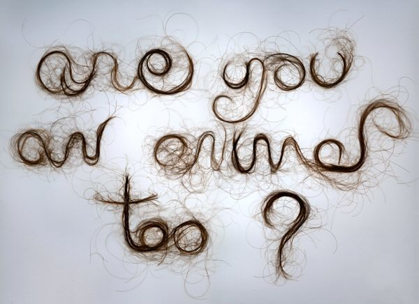 "Maya Rochat ""Are you an animal too?"", 2009"