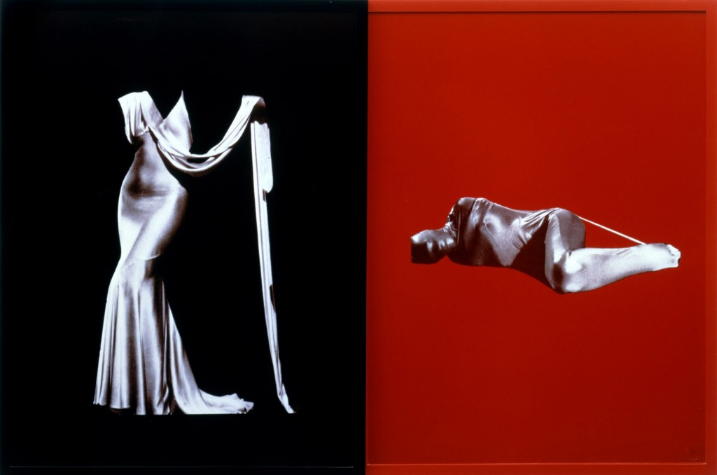 "Sarah Charlesworth - ""Figures"", 1983-1984"