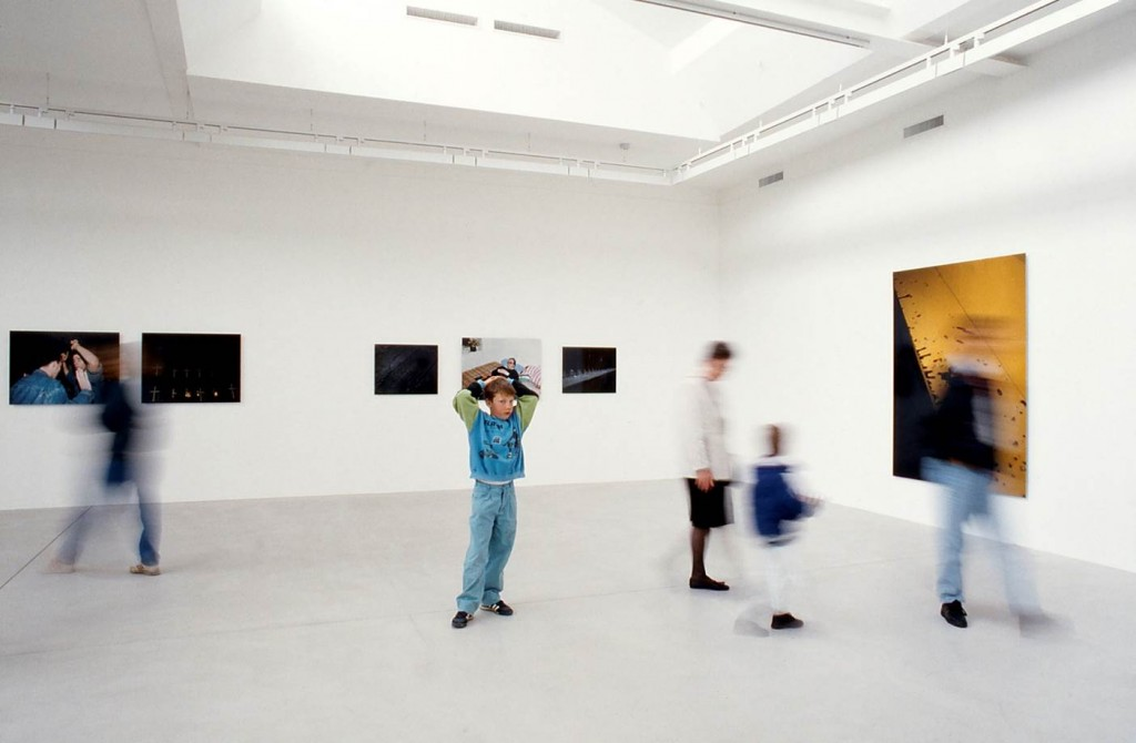 Paul Graham, New Europe, 1993. Copyright Fotomuseum Winterthur