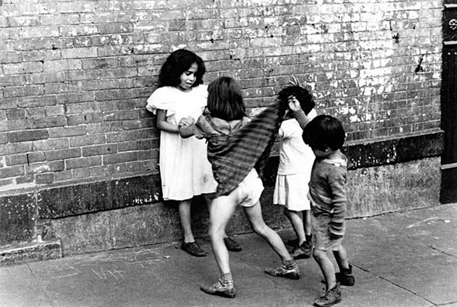 Street Photography by Helen Levitt