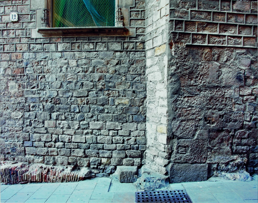 Robbins Becher, Gothic Quarter, 2007. MACBA Collection