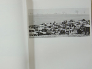 07 Opening image sequence from Walker Evans' book, American Photographs, Museum of Modern Art, New York, 1938