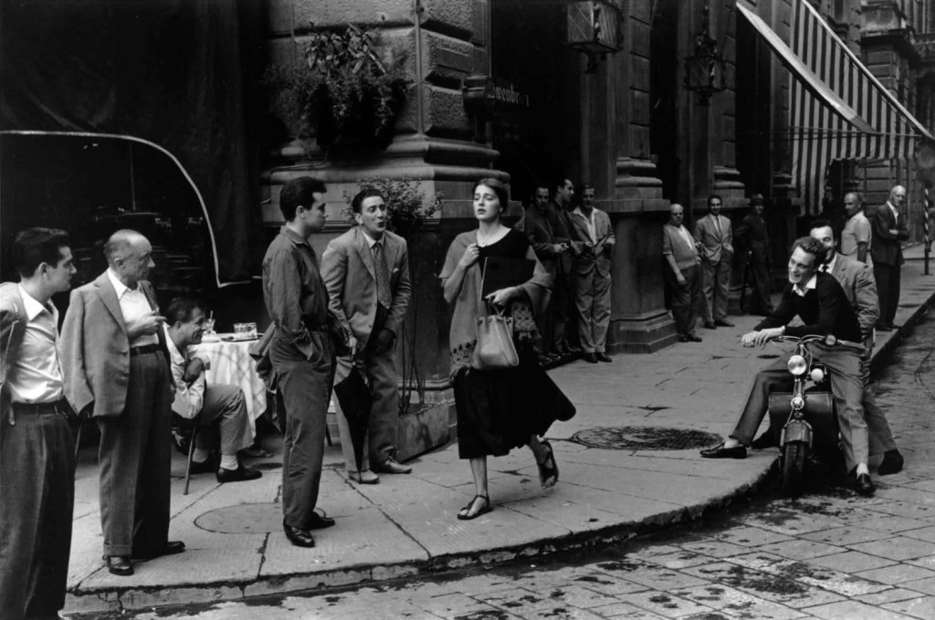 Ruth Orkin, American Girl in Italy, 1952