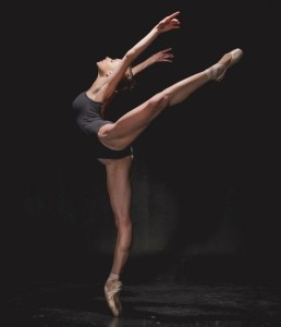 Photo of dancer